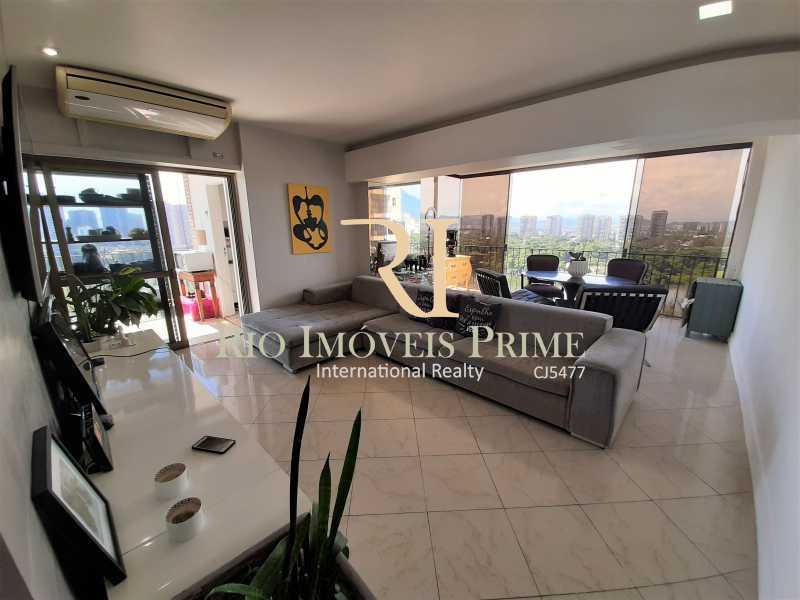 SALAS - Flat 2 quartos à venda Barra da Tijuca, Rio de Janeiro - R$ 1.400.000 - RPFL20039 - 3