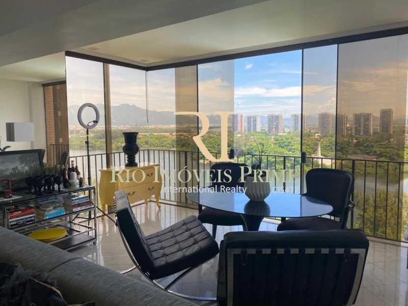 SALA DE JANTAR - Flat 2 quartos à venda Barra da Tijuca, Rio de Janeiro - R$ 1.400.000 - RPFL20039 - 7