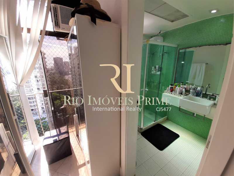 SACADA-BANHEIRO SUÍTE1 - Flat 2 quartos à venda Barra da Tijuca, Rio de Janeiro - R$ 1.400.000 - RPFL20039 - 11