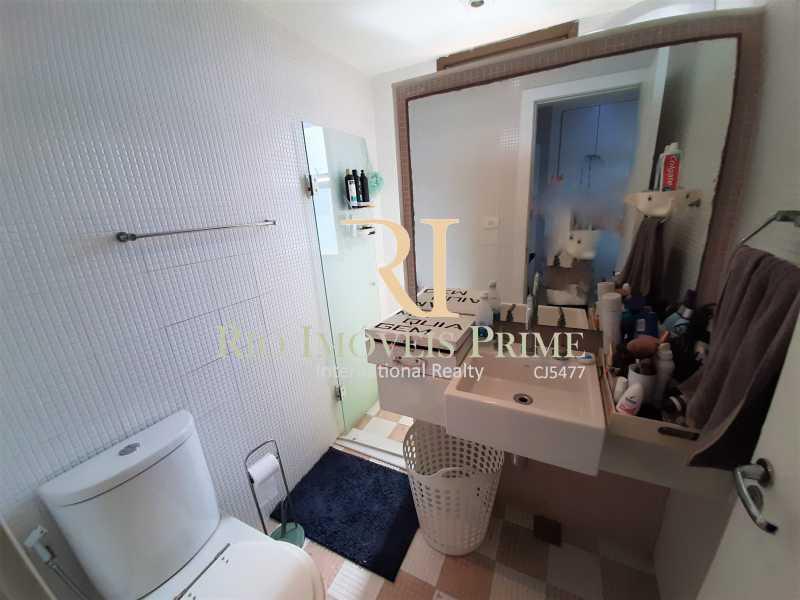 BANHEIRO SUÍTE2 - Flat 2 quartos à venda Barra da Tijuca, Rio de Janeiro - R$ 1.400.000 - RPFL20039 - 15