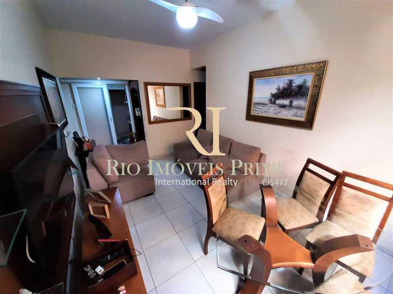 SALA - Apartamento à venda Rua André Cavalcanti,Centro, Rio de Janeiro - R$ 419.900 - RPAP20237 - 4