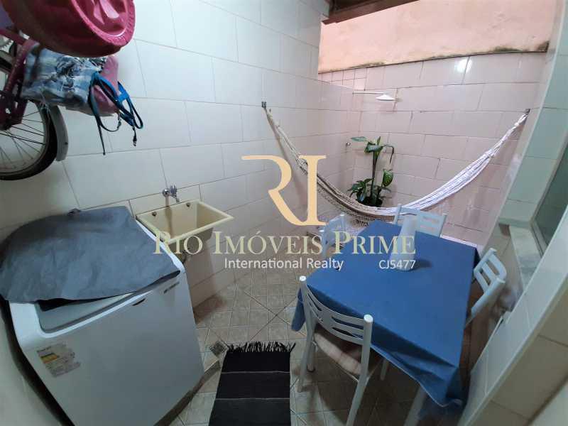 ÁREA EXTERNA - Apartamento à venda Rua André Cavalcanti,Centro, Rio de Janeiro - R$ 429.900 - RPAP20237 - 14