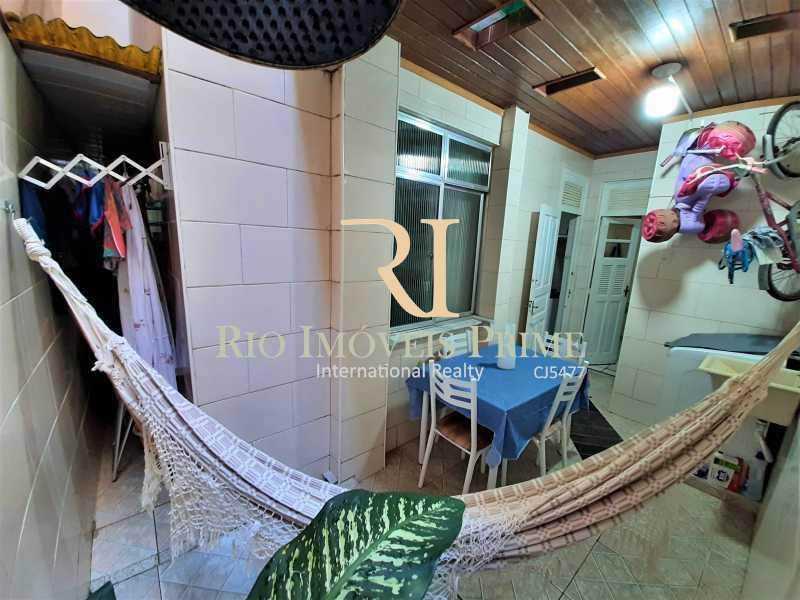 ÁREA EXTERNA - Apartamento à venda Rua André Cavalcanti,Centro, Rio de Janeiro - R$ 419.900 - RPAP20237 - 15