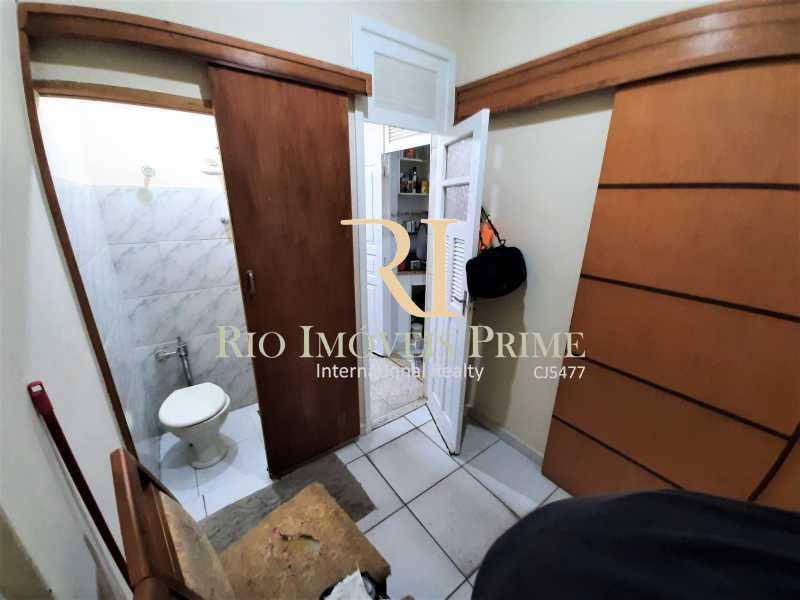 DEPENDÊNCIA COMPLETA - Apartamento à venda Rua André Cavalcanti,Centro, Rio de Janeiro - R$ 419.900 - RPAP20237 - 17