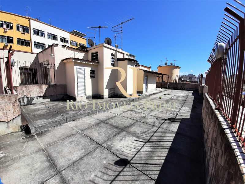 TERRAÇO - Apartamento à venda Rua André Cavalcanti,Centro, Rio de Janeiro - R$ 429.900 - RPAP20237 - 19