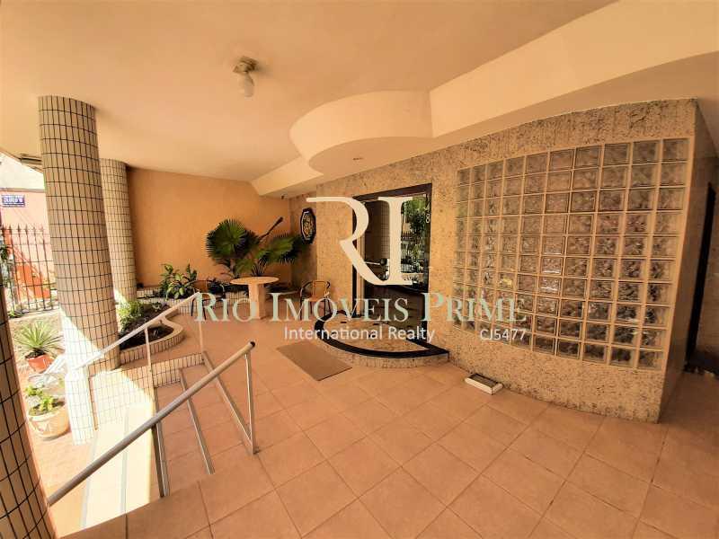 ENTRADA PRÉDIO - Apartamento à venda Rua André Cavalcanti,Centro, Rio de Janeiro - R$ 429.900 - RPAP20237 - 23