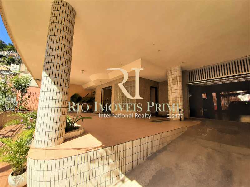 ENTRADA PRÉDIO - Apartamento à venda Rua André Cavalcanti,Centro, Rio de Janeiro - R$ 429.900 - RPAP20237 - 24