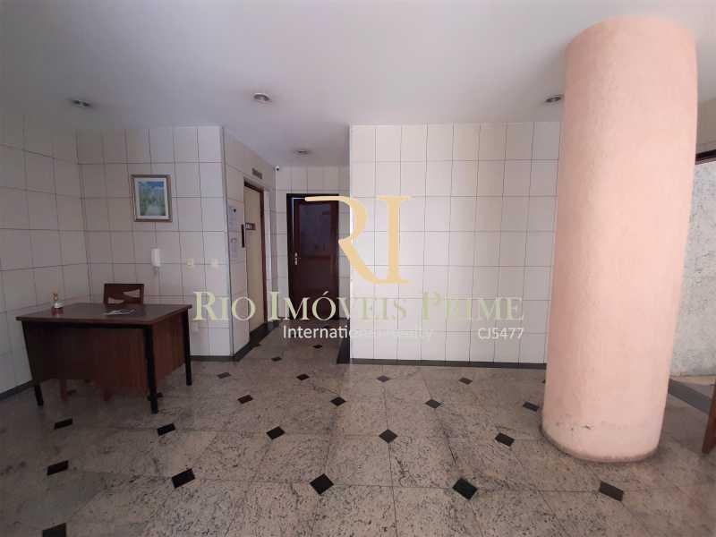PORTARIA - Apartamento à venda Rua André Cavalcanti,Centro, Rio de Janeiro - R$ 419.900 - RPAP20237 - 25