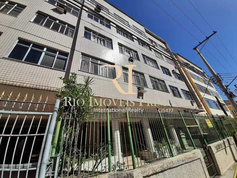 FACHADA - Apartamento à venda Rua André Cavalcanti,Centro, Rio de Janeiro - R$ 419.900 - RPAP20237 - 26