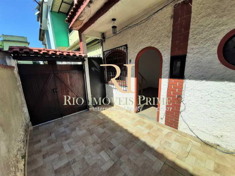CASA DE VILA - Casa de Vila 2 quartos para alugar Maria da Graça, Rio de Janeiro - R$ 1.600 - RPCV20004 - 1