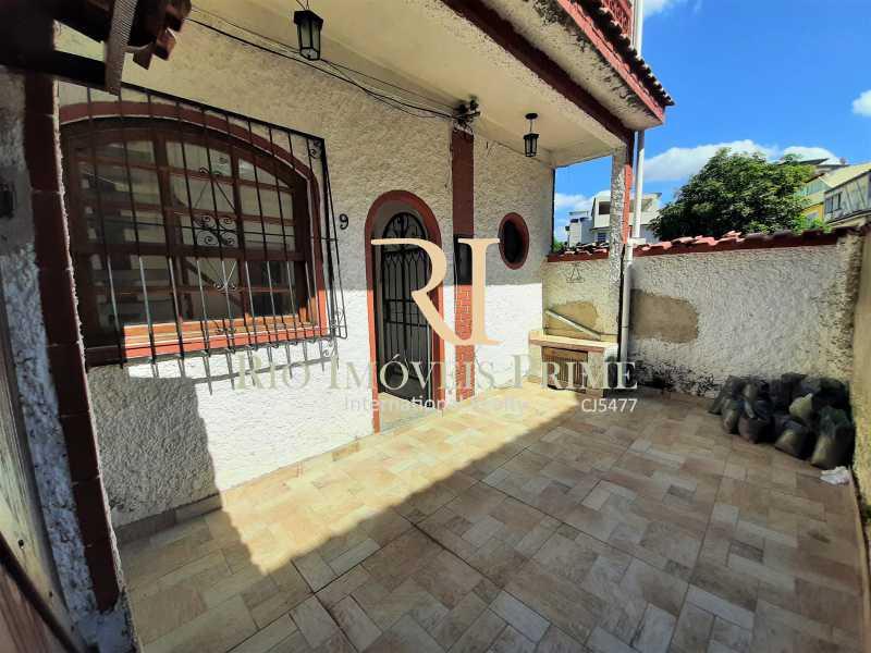 CASA DE VILA - Casa de Vila 2 quartos para alugar Maria da Graça, Rio de Janeiro - R$ 1.600 - RPCV20004 - 3