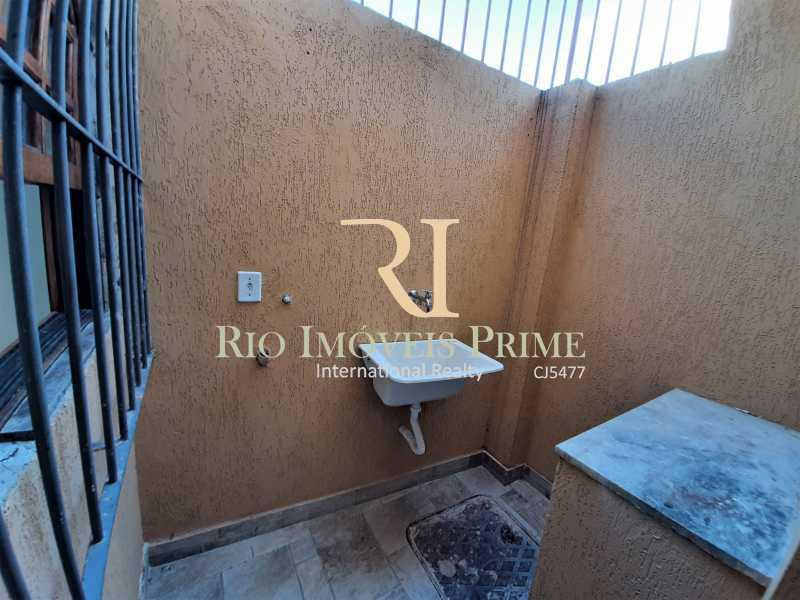 ÁREA DE SERVIÇO - Casa de Vila 2 quartos para alugar Maria da Graça, Rio de Janeiro - R$ 1.600 - RPCV20004 - 10