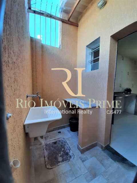 ÁREA DE SERVIÇO - Casa de Vila 2 quartos para alugar Maria da Graça, Rio de Janeiro - R$ 1.600 - RPCV20004 - 11