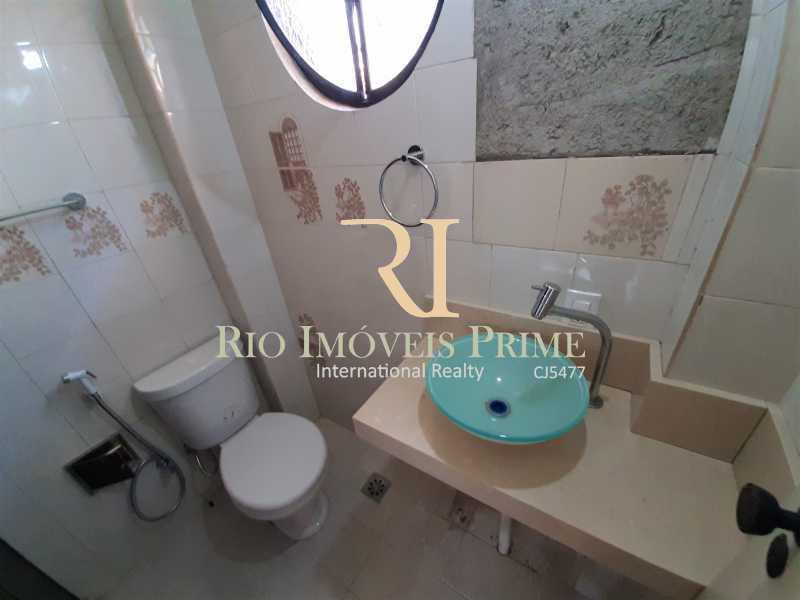 BANHEIRO SOCIAL - Casa de Vila 2 quartos para alugar Maria da Graça, Rio de Janeiro - R$ 1.600 - RPCV20004 - 12