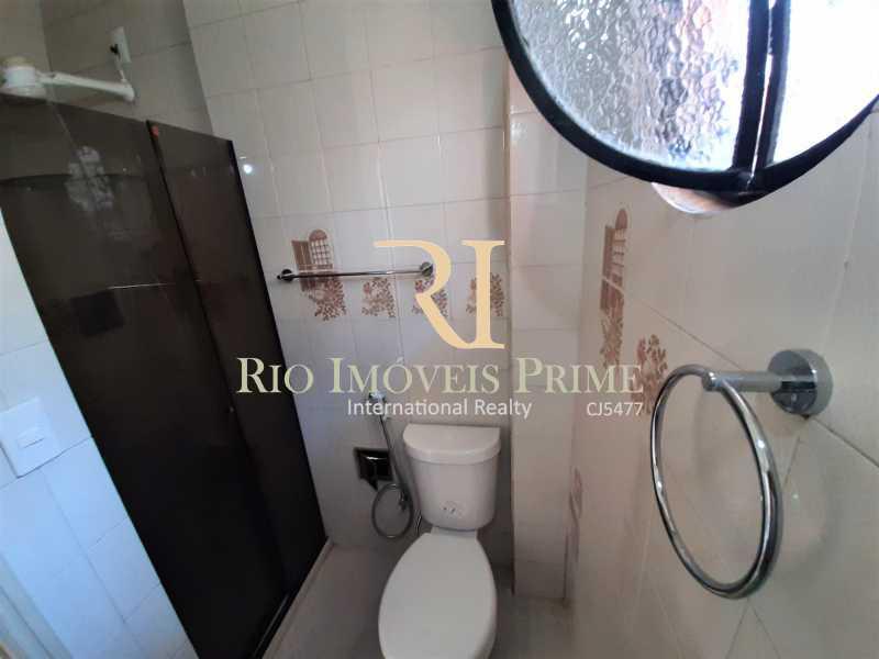 BANHEIRO SOCIAL - Casa de Vila 2 quartos para alugar Maria da Graça, Rio de Janeiro - R$ 1.600 - RPCV20004 - 13