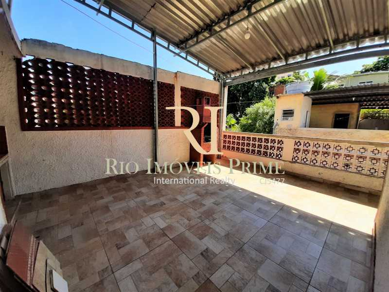 TERRAÇO - Casa de Vila 2 quartos para alugar Maria da Graça, Rio de Janeiro - R$ 1.600 - RPCV20004 - 18