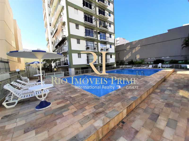 PISCINAS - Apartamento 2 quartos à venda Tijuca, Rio de Janeiro - R$ 599.900 - RPAP20238 - 22