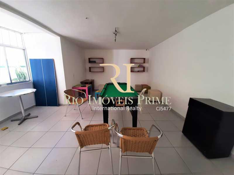 SALÃO DE JOGOS - Apartamento 2 quartos à venda Tijuca, Rio de Janeiro - R$ 599.900 - RPAP20238 - 26