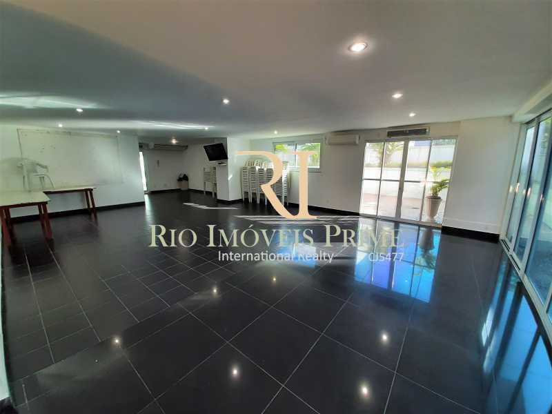 SALÃO DE FESTAS - Apartamento 2 quartos à venda Tijuca, Rio de Janeiro - R$ 599.900 - RPAP20238 - 27