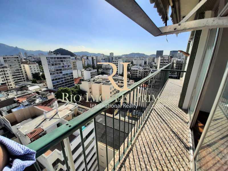 VARANDA DA SALA - Apartamento 2 quartos à venda Tijuca, Rio de Janeiro - R$ 599.900 - RPAP20238 - 5