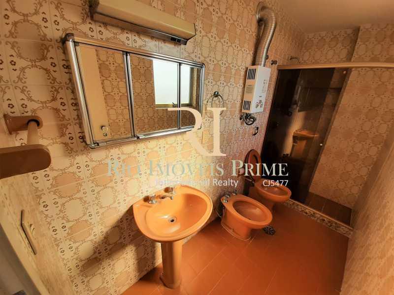 BANHEIRO SUÍTE - Apartamento 2 quartos à venda Tijuca, Rio de Janeiro - R$ 599.900 - RPAP20238 - 8