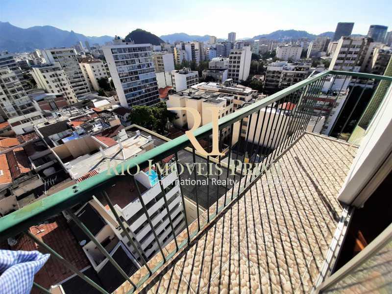VARANDA QUARTO2 - Apartamento 2 quartos à venda Tijuca, Rio de Janeiro - R$ 599.900 - RPAP20238 - 12