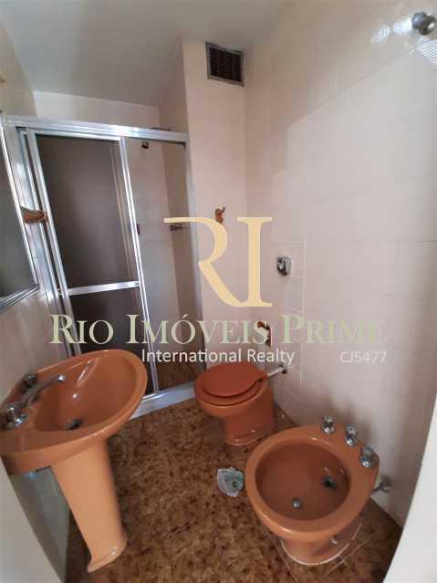 BANHEIRO SOCIAL - Apartamento 2 quartos à venda Tijuca, Rio de Janeiro - R$ 599.900 - RPAP20238 - 13