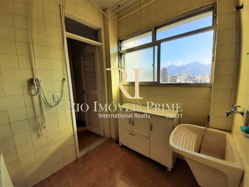 ÁREA DE SERVIÇO - Apartamento 2 quartos à venda Tijuca, Rio de Janeiro - R$ 599.900 - RPAP20238 - 17
