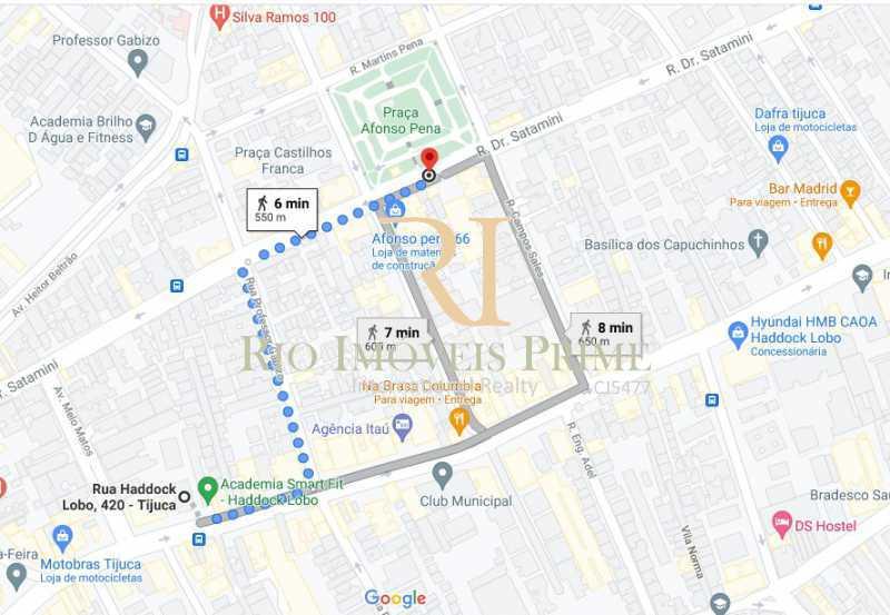 DIST. METRÔ AFONSO PENA - Apartamento 2 quartos à venda Tijuca, Rio de Janeiro - R$ 599.900 - RPAP20238 - 20