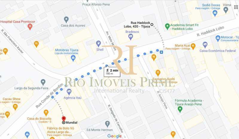 DIST. SUPERM. MUNDIAL - Apartamento 2 quartos à venda Tijuca, Rio de Janeiro - R$ 599.900 - RPAP20238 - 21