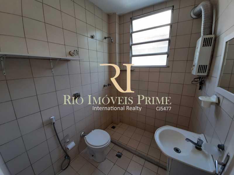 BANHEIRO SOCIAL - Apartamento para venda e aluguel Rua Engenheiro Ernani Cotrim,Tijuca, Rio de Janeiro - R$ 410.000 - RPAP20240 - 11