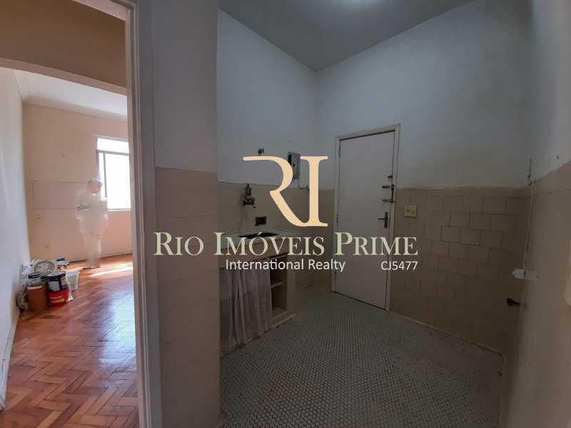 COZINHA - Apartamento para venda e aluguel Rua Engenheiro Ernani Cotrim,Tijuca, Rio de Janeiro - R$ 410.000 - RPAP20240 - 13