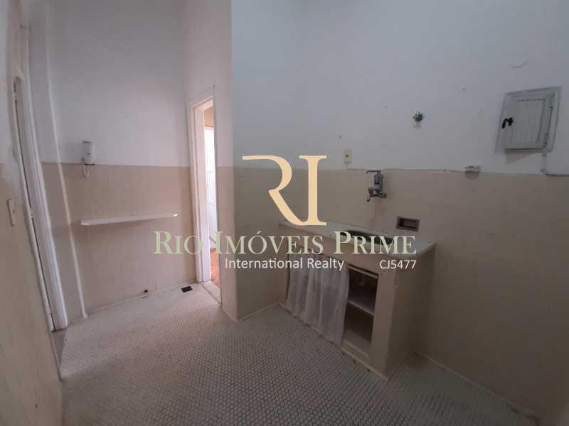 COZINHA - Apartamento para venda e aluguel Rua Engenheiro Ernani Cotrim,Tijuca, Rio de Janeiro - R$ 410.000 - RPAP20240 - 14