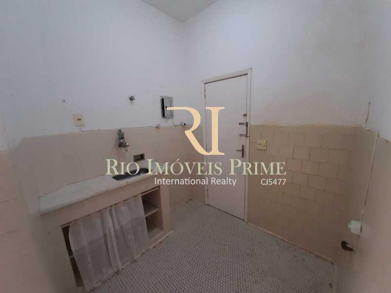 COZINHA - Apartamento para venda e aluguel Rua Engenheiro Ernani Cotrim,Tijuca, Rio de Janeiro - R$ 410.000 - RPAP20240 - 15