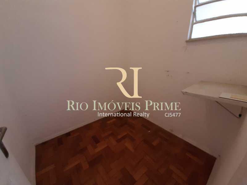 QUARTO DE SERVIÇO - Apartamento para venda e aluguel Rua Engenheiro Ernani Cotrim,Tijuca, Rio de Janeiro - R$ 410.000 - RPAP20240 - 17