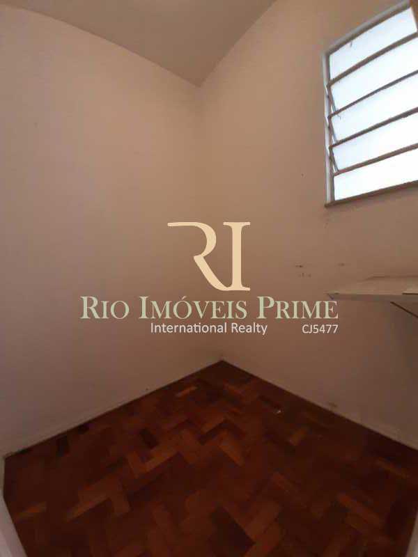 QUARTO SERVIÇO - Apartamento para venda e aluguel Rua Engenheiro Ernani Cotrim,Tijuca, Rio de Janeiro - R$ 410.000 - RPAP20240 - 22