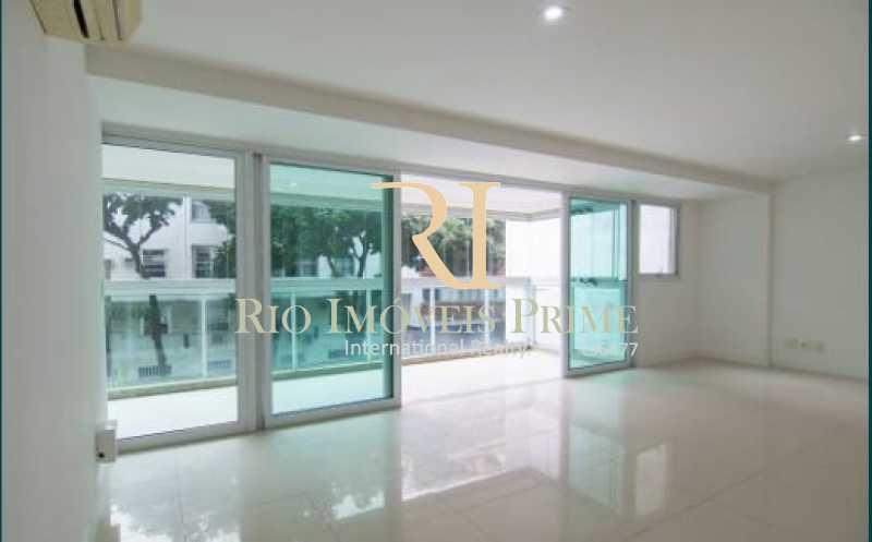 1 - Apartamento 4 quartos para alugar Leblon, Rio de Janeiro - R$ 10.000 - RPAP40031 - 1