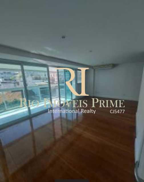 3 - Apartamento para alugar Avenida General San Martin,Leblon, Rio de Janeiro - R$ 11.000 - RPAP30151 - 1