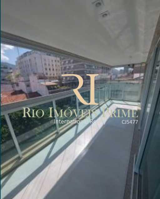 4 - Apartamento para alugar Avenida General San Martin,Leblon, Rio de Janeiro - R$ 11.000 - RPAP30151 - 5