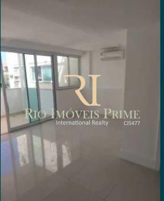 8 - Apartamento para alugar Avenida General San Martin,Leblon, Rio de Janeiro - R$ 11.000 - RPAP30151 - 8