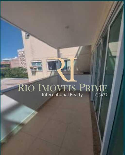 9 - Apartamento para alugar Avenida General San Martin,Leblon, Rio de Janeiro - R$ 11.000 - RPAP30151 - 9