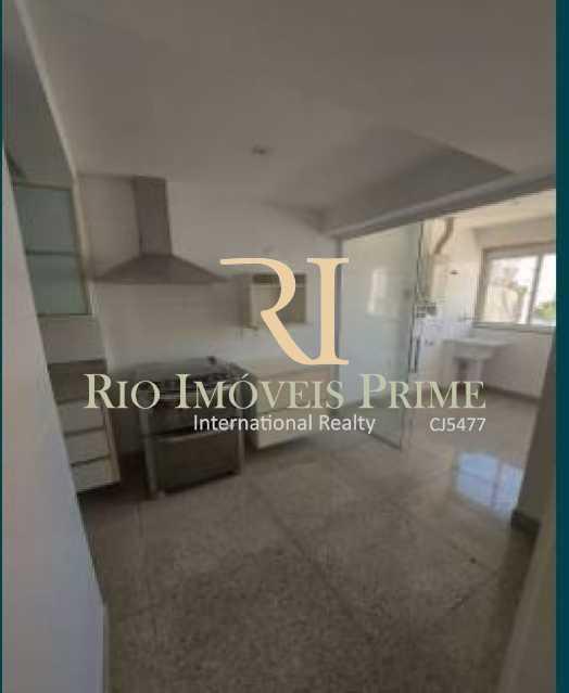 18 - Apartamento para alugar Avenida General San Martin,Leblon, Rio de Janeiro - R$ 11.000 - RPAP30151 - 19