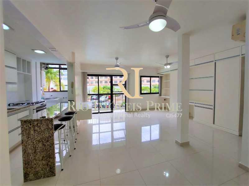 SALA - Apartamento 2 quartos à venda Praça da Bandeira, Rio de Janeiro - R$ 430.000 - RPAP20241 - 1