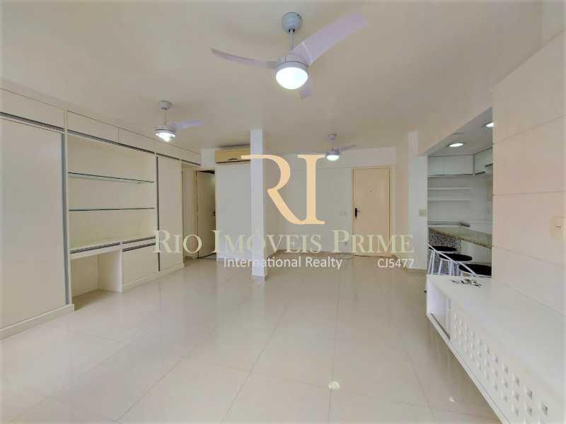 SALA - Apartamento 2 quartos à venda Praça da Bandeira, Rio de Janeiro - R$ 430.000 - RPAP20241 - 5