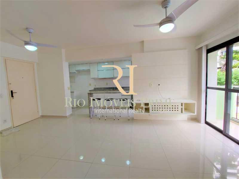 SALA - Apartamento 2 quartos à venda Praça da Bandeira, Rio de Janeiro - R$ 430.000 - RPAP20241 - 6