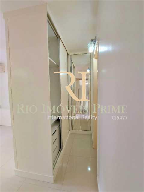 SUÍTE  - Apartamento 2 quartos à venda Praça da Bandeira, Rio de Janeiro - R$ 430.000 - RPAP20241 - 9