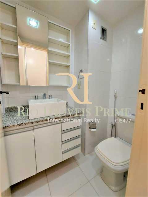 BANHEIRO SUITE - Apartamento 2 quartos à venda Praça da Bandeira, Rio de Janeiro - R$ 430.000 - RPAP20241 - 11
