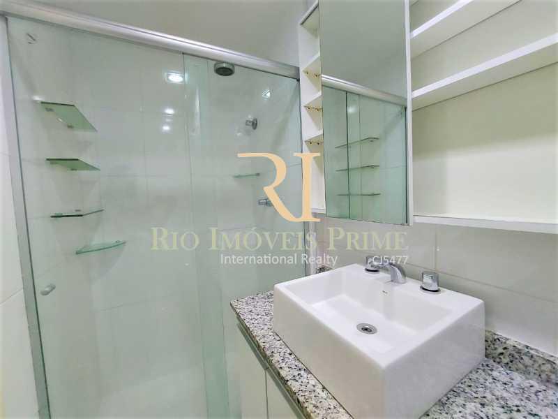 BANHEIRO SUITE - Apartamento 2 quartos à venda Praça da Bandeira, Rio de Janeiro - R$ 430.000 - RPAP20241 - 12