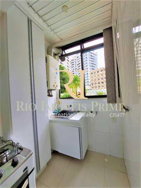 ÁREA DE SERVIÇO - Apartamento 2 quartos à venda Praça da Bandeira, Rio de Janeiro - R$ 430.000 - RPAP20241 - 16