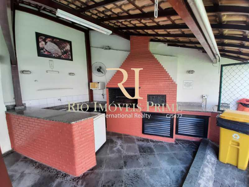 CHURRASQ-FOGÃO A LENHA - Apartamento 2 quartos à venda Praça da Bandeira, Rio de Janeiro - R$ 430.000 - RPAP20241 - 20